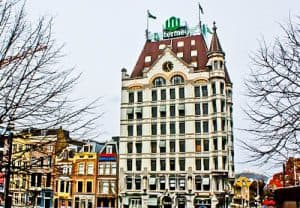 Things to do in Rotterdam - White House