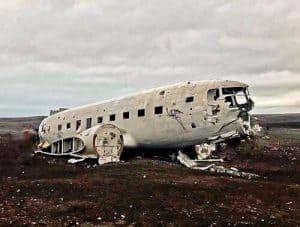 DC Plane Wreck - Iceland