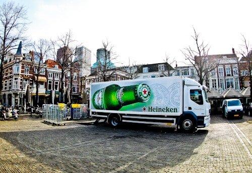 Amsterdam Photography - Heineken Experience