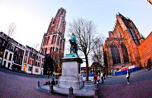 Things to do in Utrecht - Cathedral of Saint Martin and Dom Tower