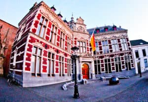 University Hall, Utrecht