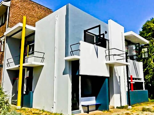 Things to do in Utrecht - Rietveld Schröder House UNESCO world heritage site