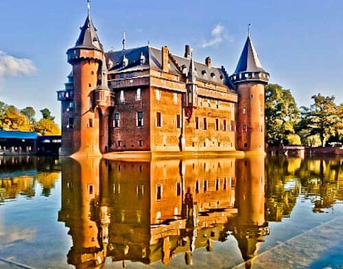 Things to do in Utrecht - Castle De Haar