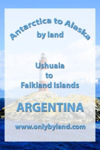 Ushuaia to the Falkland Islands