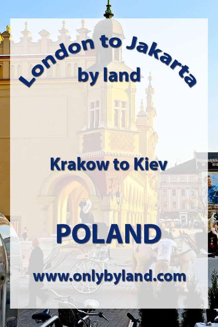 Krakow to Kiev