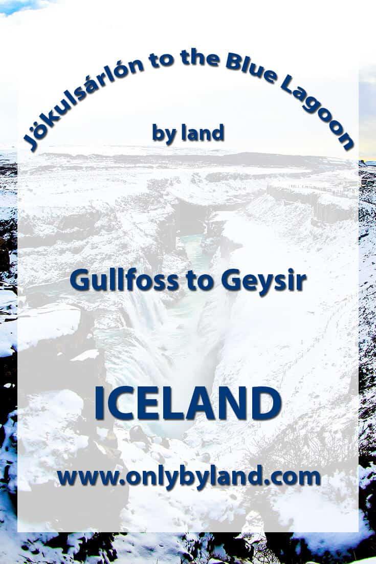 Gullfoss to Geysir
