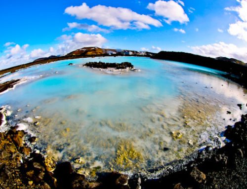 The Blue Lagoon and Reykjanes Peninsula