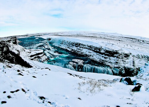 Gullfoss Falls - Best Time to Visit