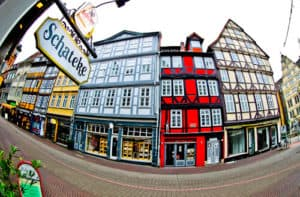 Old Town, Hanover
