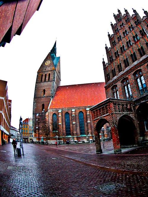 Marktkirche, Hanover