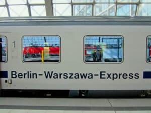 Train to Warsaw