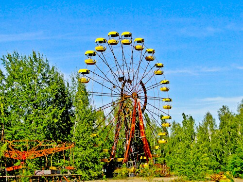 Things to do in Kiev - Chernobyl, Ukraine