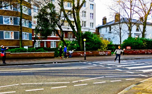 London Landmarks - Abbey Road