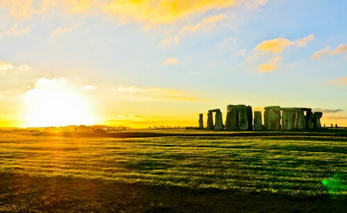 Day trip to Stonehenge from London