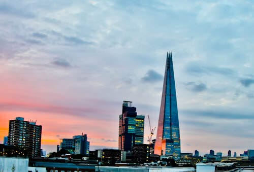 London Landmarks - The Shard