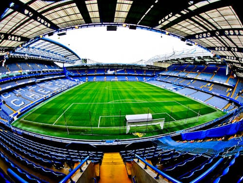 London Landmarks - Stamford Bridge (Chelsea)