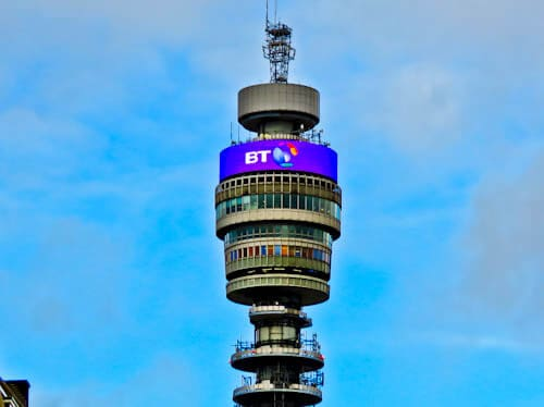 London Landmarks - BT Tower