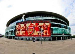 London Landmarks - Emirates Stadium (Arsenal)