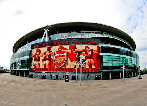 London Landmarks - Emirates Stadium (Arsenal)