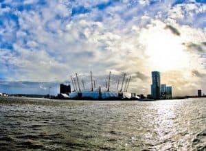 London Landmarks - O2 Arena (Millenium Dome)
