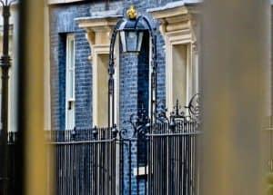 London Landmarks - 10 Downing Street