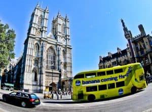 London Landmarks - Double Decker Buses