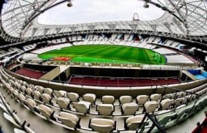 London Landmarks - London Olympic Stadium