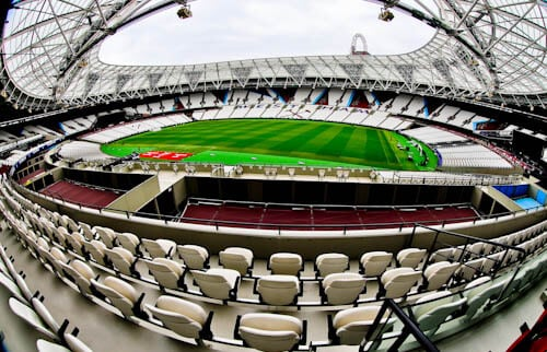 London Landmarks - London Olympic Stadium