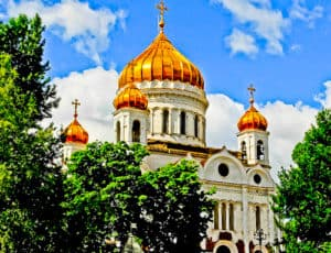Cathedral, Moscow