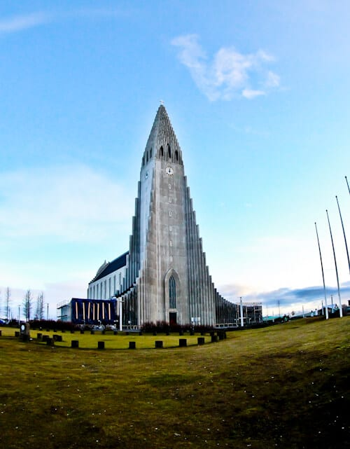Things to do in Reykjavik - Hallgrimskirkja cathedral