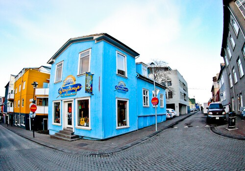 Things to do in Reykjavik - Corrugated Iron buildings