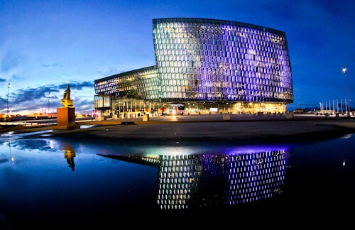 Things to do in Reykjavik - Harpa