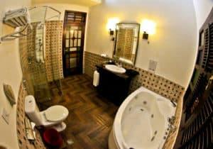 Hotel Penaga George Town - Bathroom