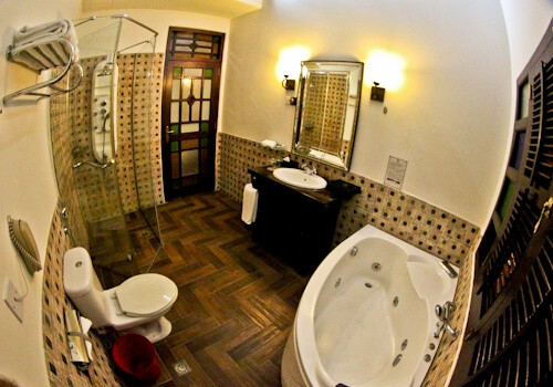 Hotel Penaga George Town - Bathroom