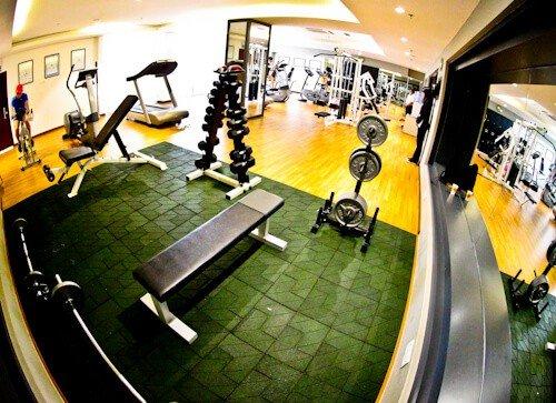 Kings Green Hotel Melaka - Gym