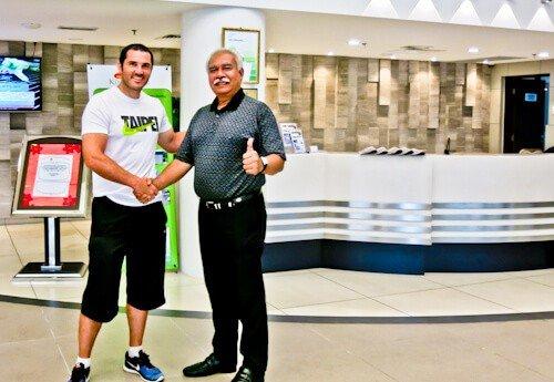 Kings Green Hotel Melaka - Meet the Manager