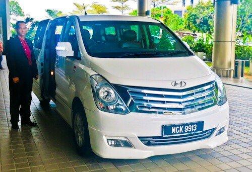 Kings Green Hotel Melaka - Shuttle
