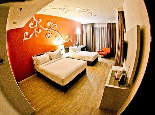 Kings Green Hotel - Rooms