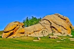 Gorkhi - Terelj National Park, Mongolia