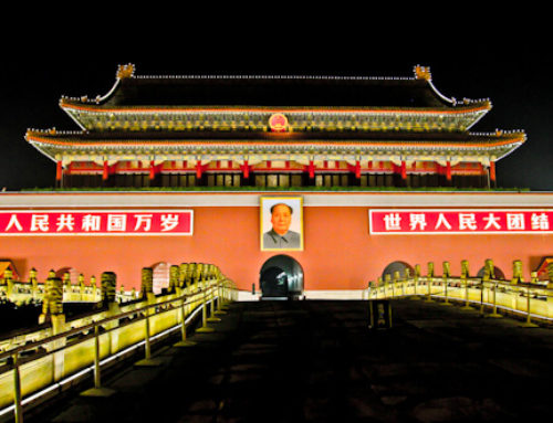 Beijing to Xi'an