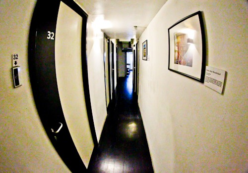 5footway.inn - Boat Quay Project - Hallway