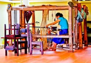 Sewing, Luang Prabang