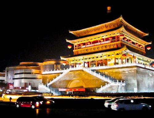 Xi'an to Kunming
