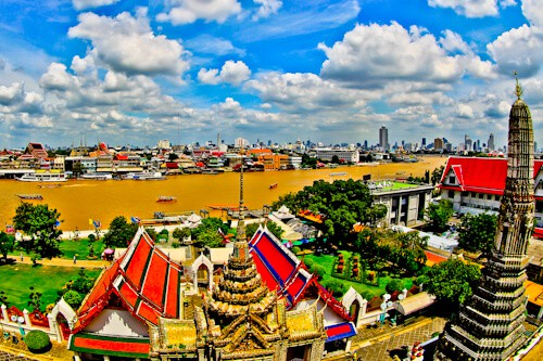Bangkok - Things to do in Bangkok Thailand - Wat Arun