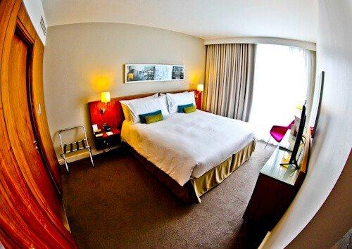 DoubleTree Hilton Hotel Leeds City Centre - Rooms