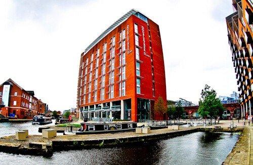 DoubleTree Hilton Hotel Leeds City Centre - Location