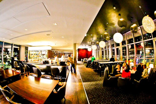 DoubleTree Hilton Hotel Leeds City Centre - Sky Lounge
