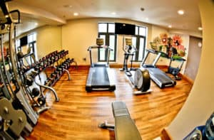 Hotel Indigo York - Gym