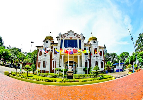 Proclamation of Independence Memorial, Melaka