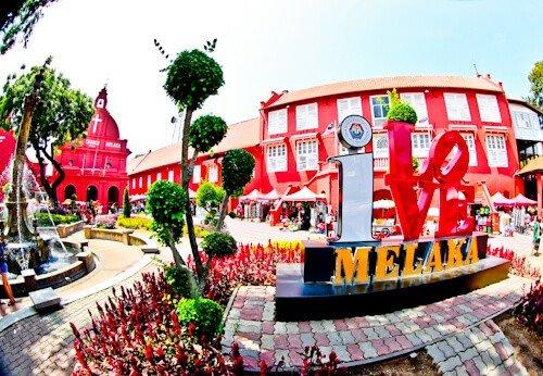 Dutch Square, Melaka